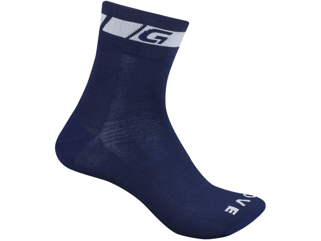 GripGrab Classic Regular Cut Socks, navy